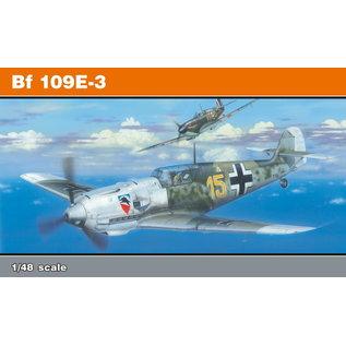 Eduard Messerschmitt Bf109E-3 Profipack - 1:48