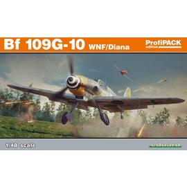 Eduard Eduard - Messerschmitt Bf109G-10 WNF/Diana - Profipack - 1:48