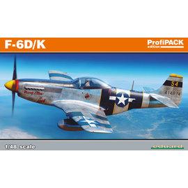Eduard Eduard - North American F-6D/K Mustang - Profipack - 1:48