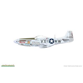 Eduard North American F-6D/K Mustang - Profipack - 1:48