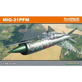 Eduard Eduard - MiG-21PFM - Profipack - 1:48