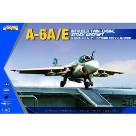 Kinetic Kinetic - Grumman A-6A/E Attack Aircraft - 1:48