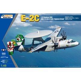 Kinetic Kinetic - Grumman E-2C Hawkeye 2000 VAW-115 Liberty Bells Sayonara Atsugi - 1:48
