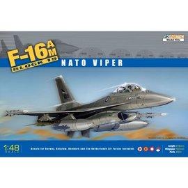 Kinetic Kinetic - Lockheed Martin F-16A Fighting Falcon Block 15 MLU - 1:48
