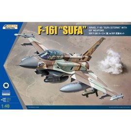 "Kinetic Kinetic - Lockheed Martin F-16I ""Sufa"" (Storm) - 1:48"