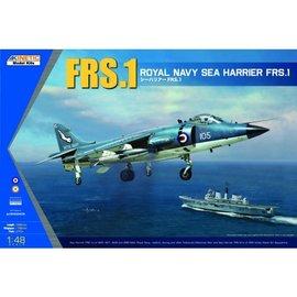 Kinetic Kinetic - Hawker Siddeley / BAE Sea Harrier FRS.1 - 1:48