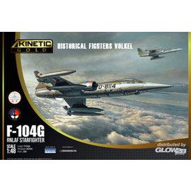 Kinetic Kinetic - Lockheed F-104G Starfighter RNLAF - 1:48