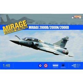Kinetic Kinetic - Dassault Mirage 2000 B/D/N - 1:48