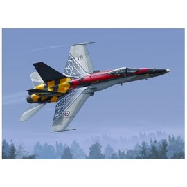 Kinetic Kinetic - McDonnell Douglas CF-188A Hornet - RCAF 20 years of service - 1:48