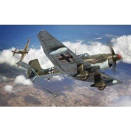 Airfix Airfix - Junkers Ju87B-2/R-2 Stuka - 1:48