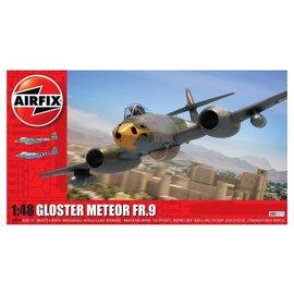 Airfix Airfix - Gloster Meteor FR.9 Reconnaissance - 1:48