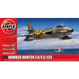 Airfix Airfix - Hawker Hunter F.4/F.5/J.34 - 1:48
