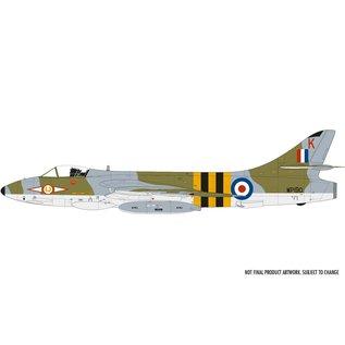 Airfix Hawker Hunter F.4/F.5/J.34 - 1:48