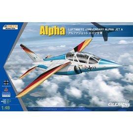 Kinetic Kinetic - Dassault / Dornier Alpha Jet A (Luftwaffe) - 1:48
