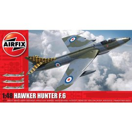 Airfix Airfix - Hawker Hunter F.6 - 1:48