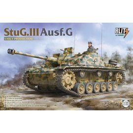 TAKOM TAKOM - Sd.Kfz. 142 StuG.III Ausf.G early production - 1:35
