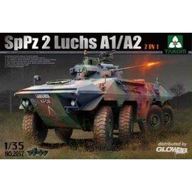 """TAKOM TAKOM - BW-Spähpanzer SpPz 2 """"Luchs"""" A1/A2 - 1:35"""