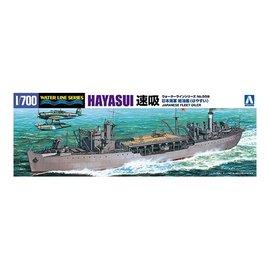Aoshima Aoshima - I.J.N. Oil Supply Ship Hayasui - Waterline No. 559 - 1:700