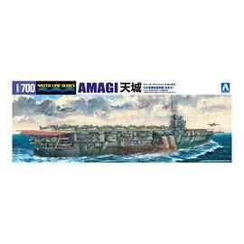 Aoshima Aoshima - I.J.N. Aircraft Carrier Amagi - Waterline No. 225 - 1:700