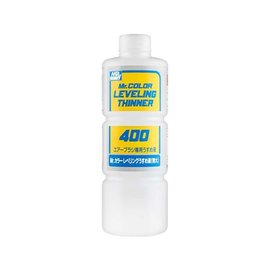 Mr. Hobby GSI Creos - Mr. Color Leveling Thinner T-108 - 400ml
