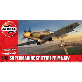 Airfix Airfix - Supermarine Spitfire FR Mk.XIV - 1:48