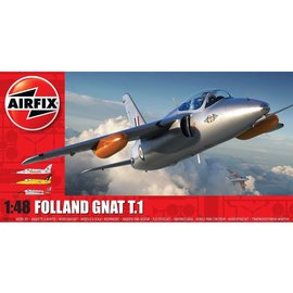Airfix Airfix - Folland Gnat T.1 - 1:48