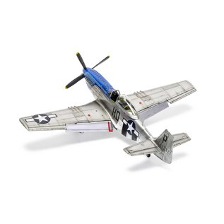Airfix North American P-51D Mustang (Filletless Tails) - 1:48