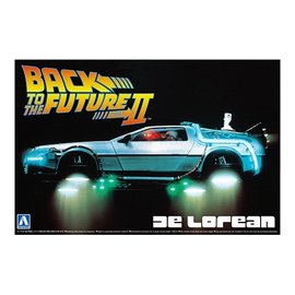 "Aoshima Aoshima - DeLorean - ""Back to the future"" Part II - 1:24"