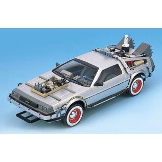 "Aoshima DeLorean - ""Back to the future"" Part III - 1:24"