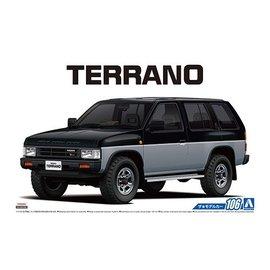 Aoshima Aoshima - Nissan D21 Terrano V63000 R3M 1991 - 1:24