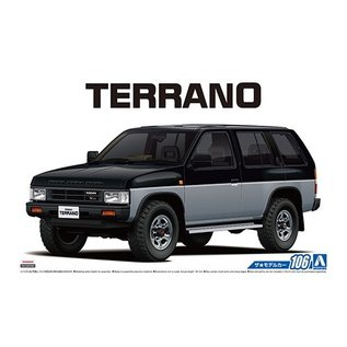 Aoshima Nissan D21 Terrano V63000 R3M 1991 - 1:24