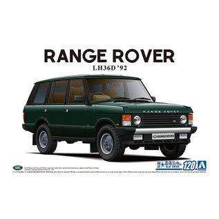 Aoshima Landrover LH36D Rangerover Classic 1992 - 1:24