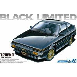 Aoshima Aoshima - Toyota AE86 Sprinter Trueno GT Apex Black Limited 86 - 1:24