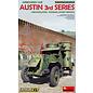 MiniArt Austin Armoured Car 3rd Series - Czechoslovak, Russian, Soviet Service - w/Interieur - 1:35