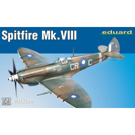 Eduard Eduard - Supermarine Spitfire Mk. VIII - Weekend Edition - 1:48