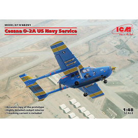 ICM ICM - Cessna O-2A Skymaster - US Navy Service - 1:48