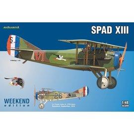 Eduard Eduard - Spad XIII - Weekend Edition - 1:48