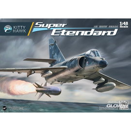 Kitty Hawk Kitty Hawk - Dassault Super Étendard - 1:48