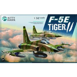 "Kitty Hawk Kitty Hawk - Northrop F-5E ""Tiger II"" - 1:32"