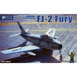 Kitty Hawk Kitty Hawk - North American FJ-2 Fury - 1:48