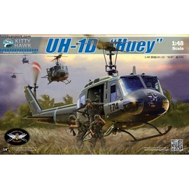 "Kitty Hawk Kitty Hawk - Bell UH-1D ""Huey"" - 1:48"