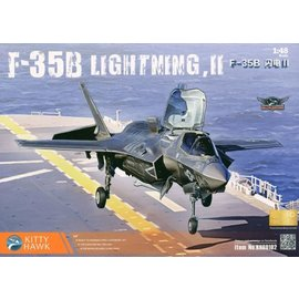 "Kitty Hawk Kitty Hawk - Lockheed Martin F-35B ""Lightning II"" - 1:48"