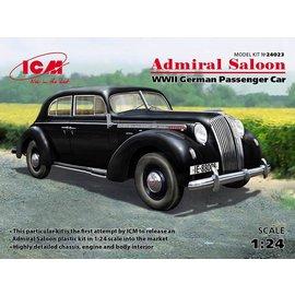 ICM ICM - Opel Admiral Saloon Passenger Car - 1:24