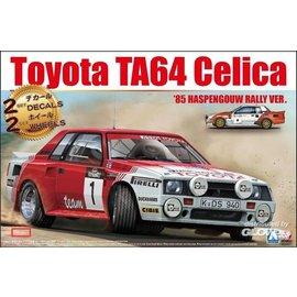 Beemax Beemax - Toyota TA64 Celica '85 Haspengouw Rally - 1:24