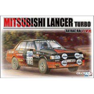 Beemax Mitsubishi Lancer Turbo '84 RAC Rally - 1:24