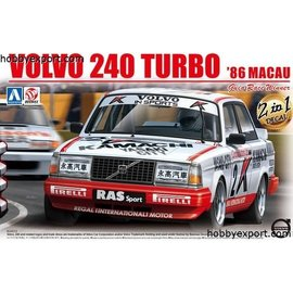 Beemax Beemax - Volvo 240 Turbo Macao 1986 - 1:24