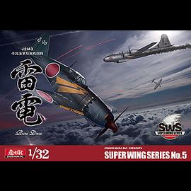 Zoukei-Mura Zoukei-Mura - Mitsubishi J2M3 Raiden (Jack) Type 21 - 1:32