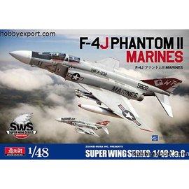 Zoukei-Mura Zoukei-Mura - McDonnell Douglas F-4J Phantom II - Marines - 1:48