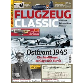 Flugzeug Classic Flugzeug Classic - Ausgabe 01/21