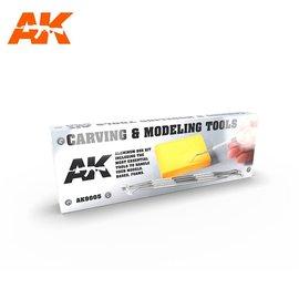 AK Interactive AK Interactive - Carving Tools - Gravurwerkzeuge
